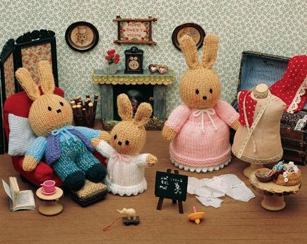 Зайки Модная одежда своими руками, вязание, шитье, кройка, вязание спицами, крючком, уроки вязания Зайки.