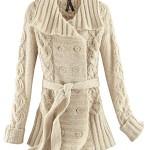 Описание: вязаное пальто спицами с описанием.