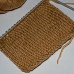 Начинаем с вязания туловища
