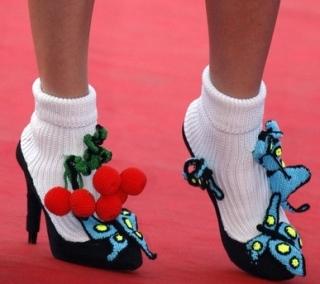 创意针织鞋 - maomao - 我随心动