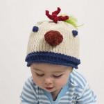 вязаных шапок с описанием осень-зима.