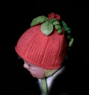 Шапочка, шапка, шапочка для ребенка вязание, вяжем шапку для девочки.