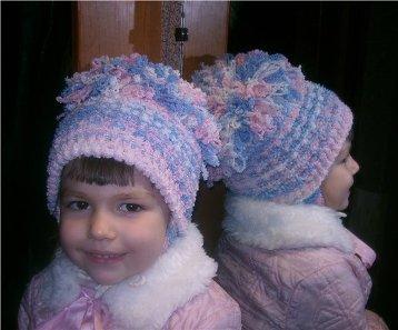 товары из китая вязание детских шапочек спицами