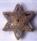 вязаная звезда