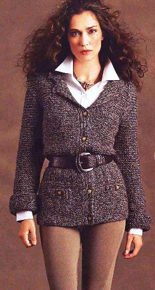 вязание спицами кардиган пальто, вязаные пальто из пряжи