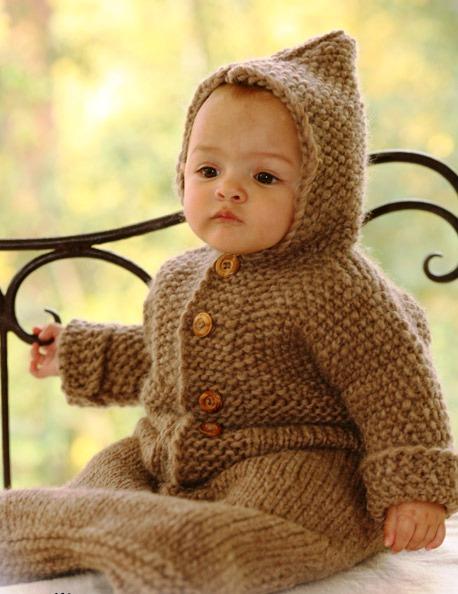 Описание: вязание для новорожденных - Вязание