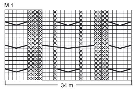 Схемы вязания шарфов спицами узоры.