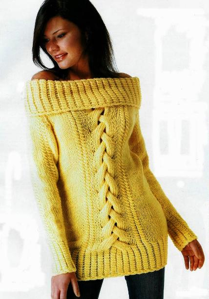 ...на зиму схемы; вяжем спицами свитер мальчику; вязаный джемпер женский.