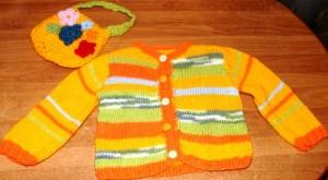вязание кофточка