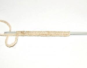 вязание носков для начинающих на спицах