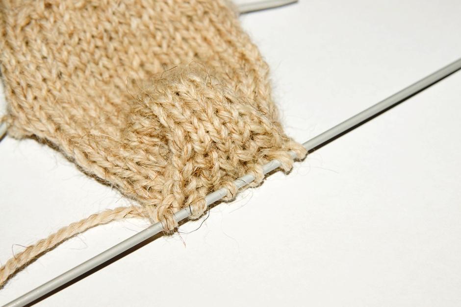 Вязание ромбами
