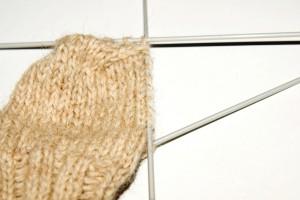 вязание носков с фото