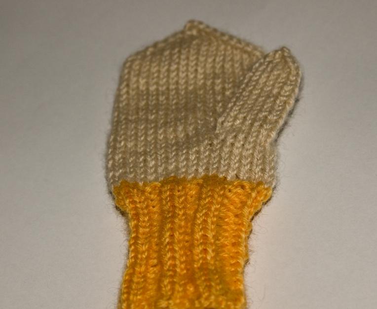 Новые выкройки для ... рабочие рукавицы.