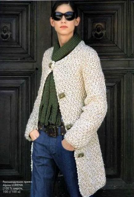 Описание: вязание спицами кардиганы Схемы и... Автор: Сара.