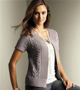 модные вязанные вещи спицами с. Самые модные узоры для вязания на спицах