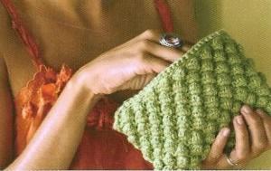 вязание сумки