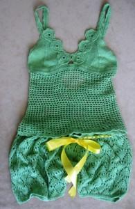 вязаное белье