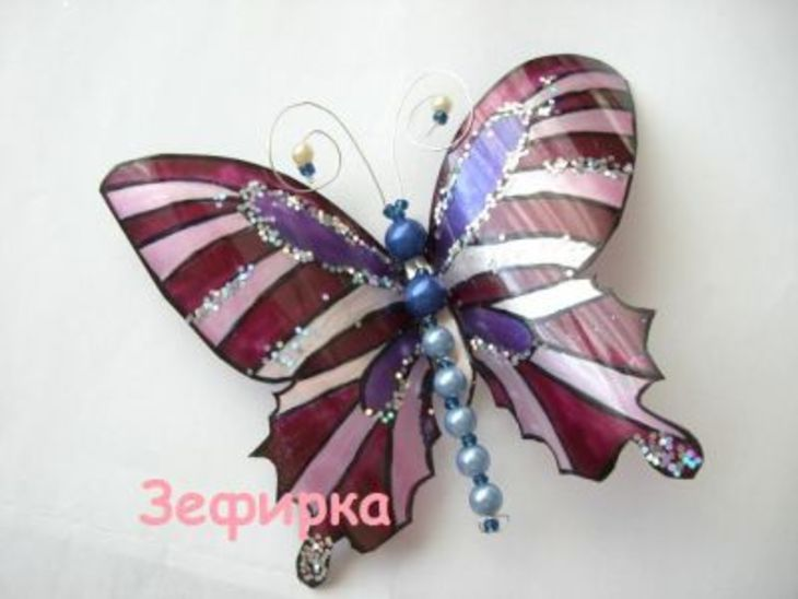 Изготовления бабочек вам потребуется
