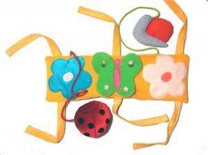 игрушки своими руками