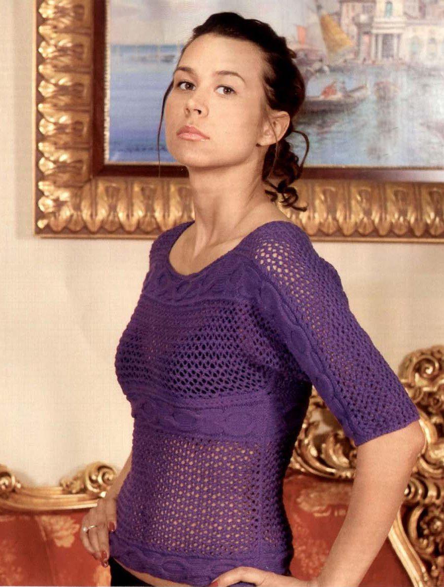 Вязание спицами женские ковтачки.