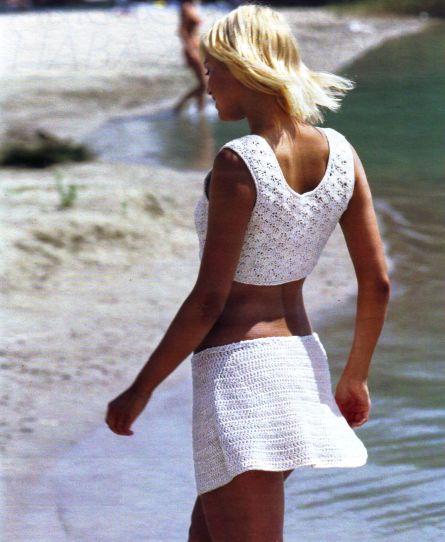 ...юбок, брюк, шорт - схемы вязания крючком. .  Женские порталы Каталоги...