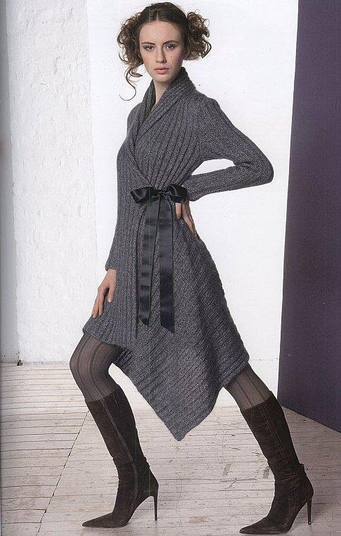 пальто схемы бесплатно схема 4 вязание. вязаное пальто спицами, схемы...