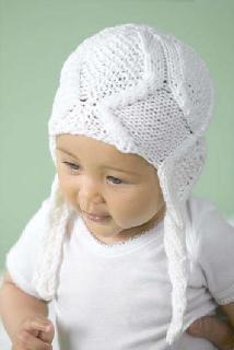 Описание: вязание крючком шапочки для девочек