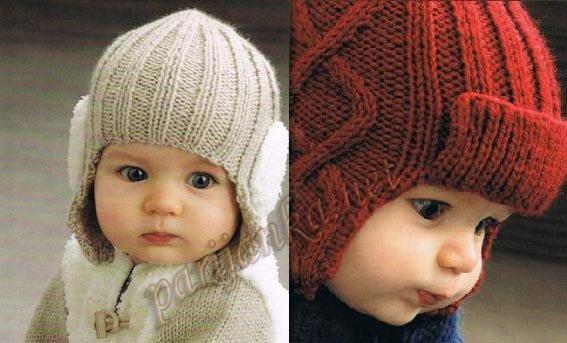 Вязаные шапки Жанны Алибулатовой