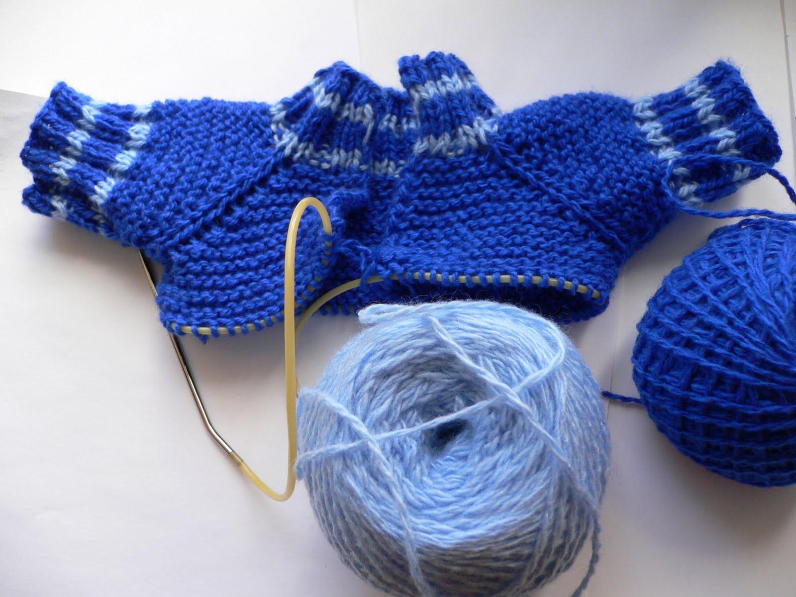 Схема вязания свитера для собак 11