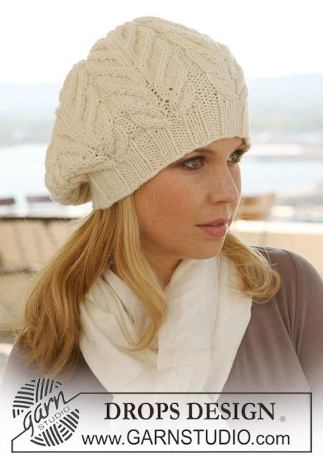 Размер: S/M-M/L/ Длина шапки примерно 24 см. Вам потребуется: 100-150 г пряжи DROPS NEPAL от Garnstudio (75 м/ 50 гр...