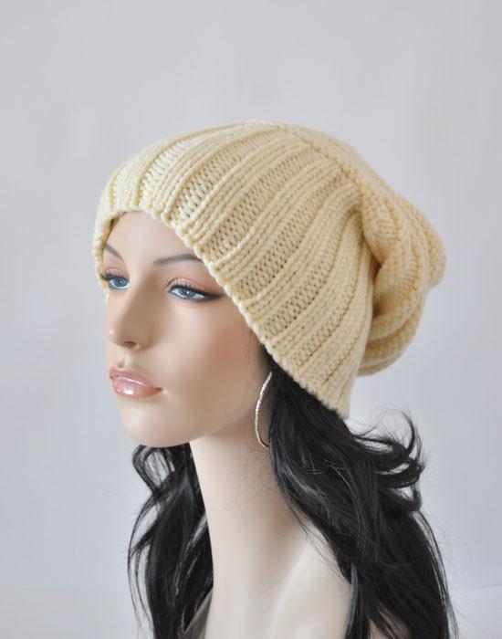 Beta Lux женские шапки вязаные английской резинкой шарф на