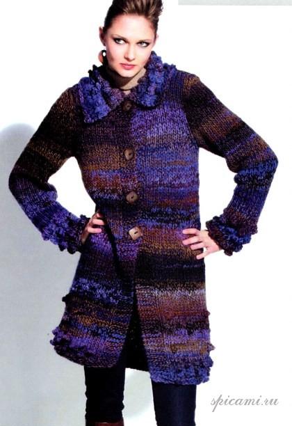 Ксюш,а пальто вязаное тоже кайф,согласна?такое до колена..ууу.