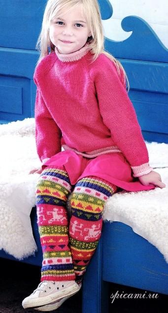 удивительные носки - гетры. гетры