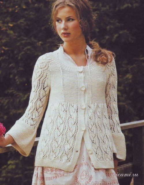 """На нашем женском портале  """"Дамочка """" Вы в любой момент можете отыскать новость - модели и схемы вязания для женщин за..."""