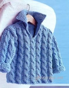 пуловер для мылыша