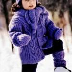 пальто для малыша