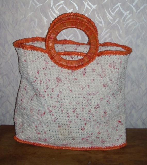 описание сумок из полиэтиленовых пакетов.