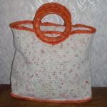 купить сумки вязаные из полиэтиленовых пакетов - Сумки.