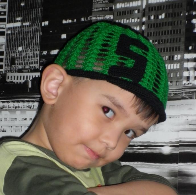 Вязаная кепка для мальчика Модная одежда своими руками, вязание, шитье, кройка, вязание спицами, крючком...