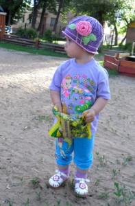 панамка на лето крючком