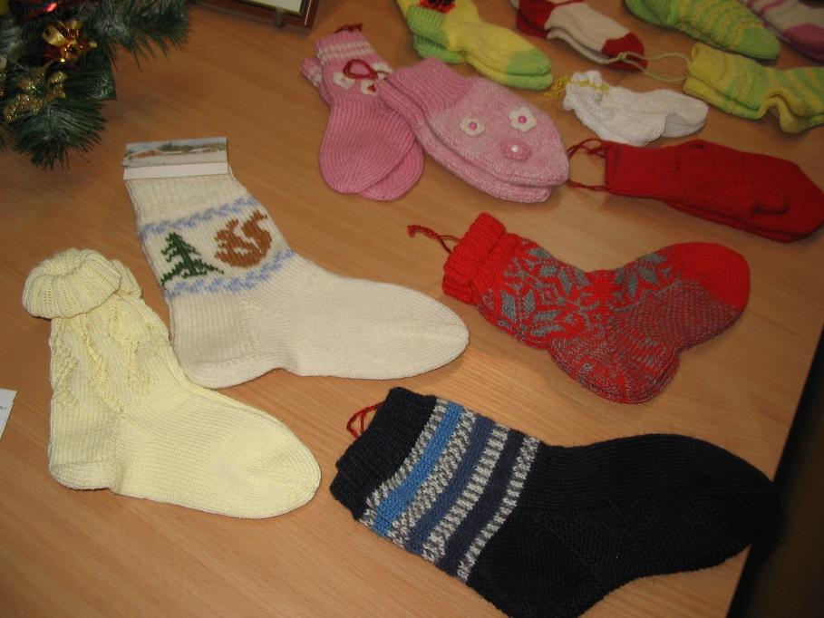 Вязание спицами носки для детей с фото