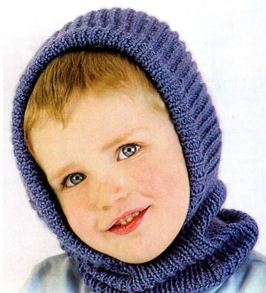 Вязание спицами для детей девочки