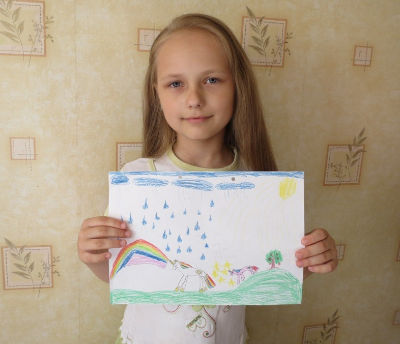 карандашом рисунки для 9 лет: