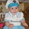 Летний костюмчик для племянника