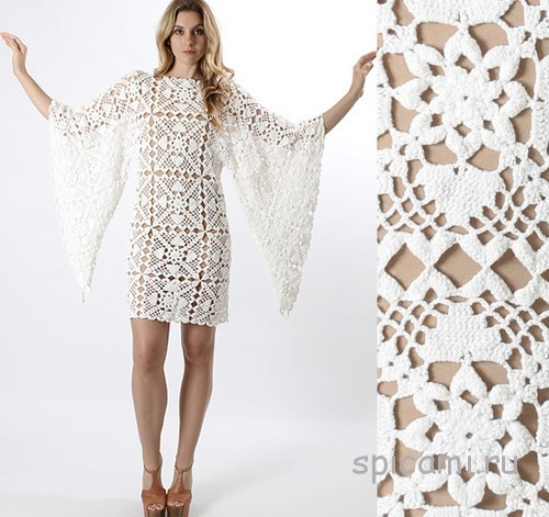 Красивое платье туника станет вашим