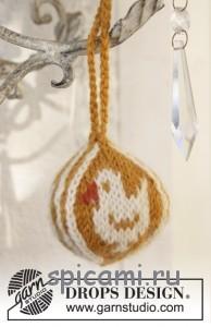 вязание на пасху