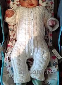 Журналы по вязанию для новорожденых с моделями и схемами