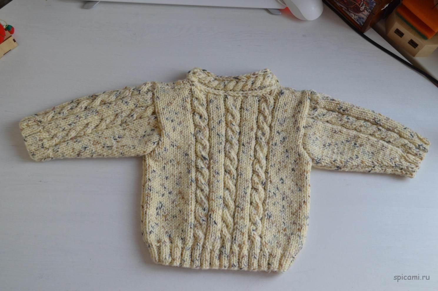 my juliaru вязание на спицах