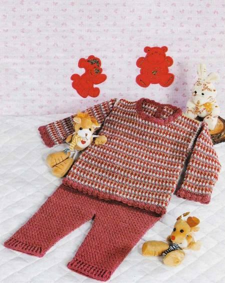 Джемпер штанишки — Славная композиция