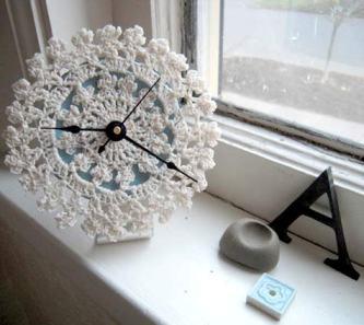 Кружевные часы